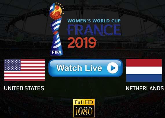 USA vs Netherlands live stream Reddit