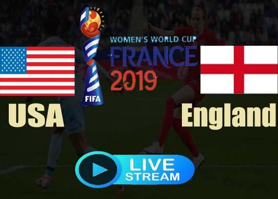 United States vs ENGLAND Live stream