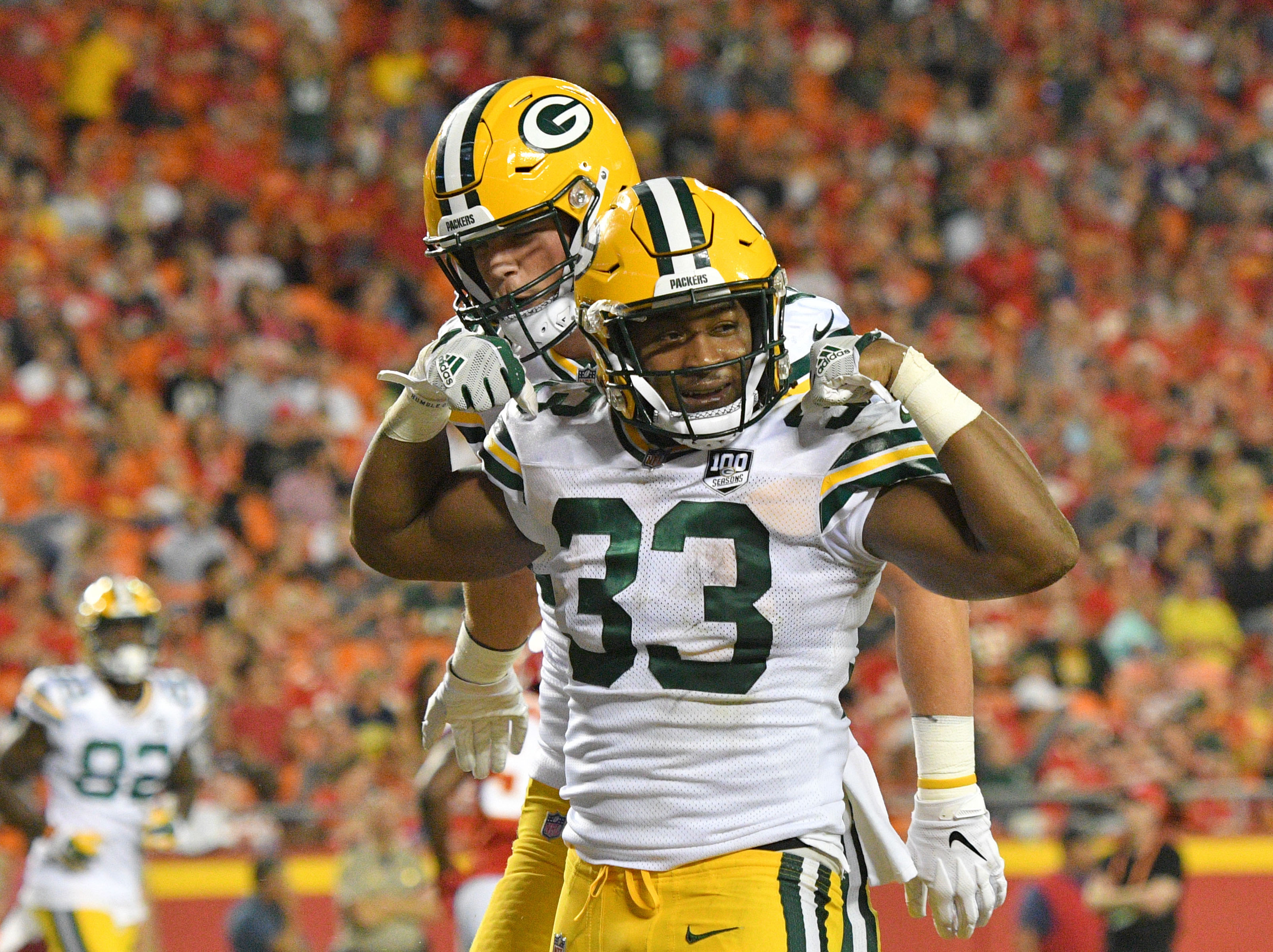 Packers Position Preview: Running Backs Will Be a Pivotal Part of New Offense