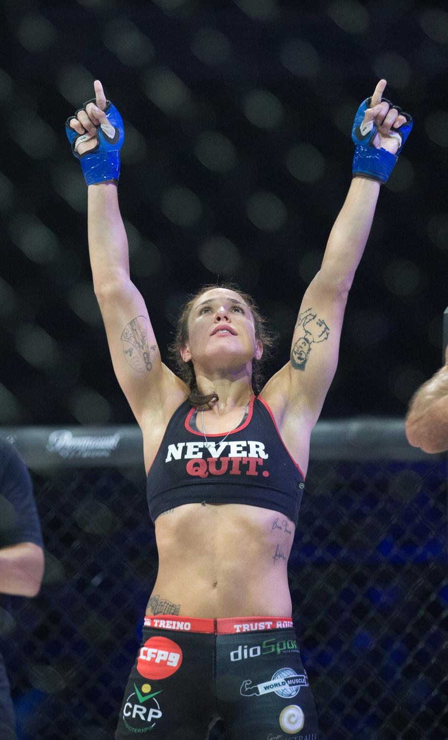 Bellator Performance Based Fighter Rankings: Women's Flyweights: Sept 22/21