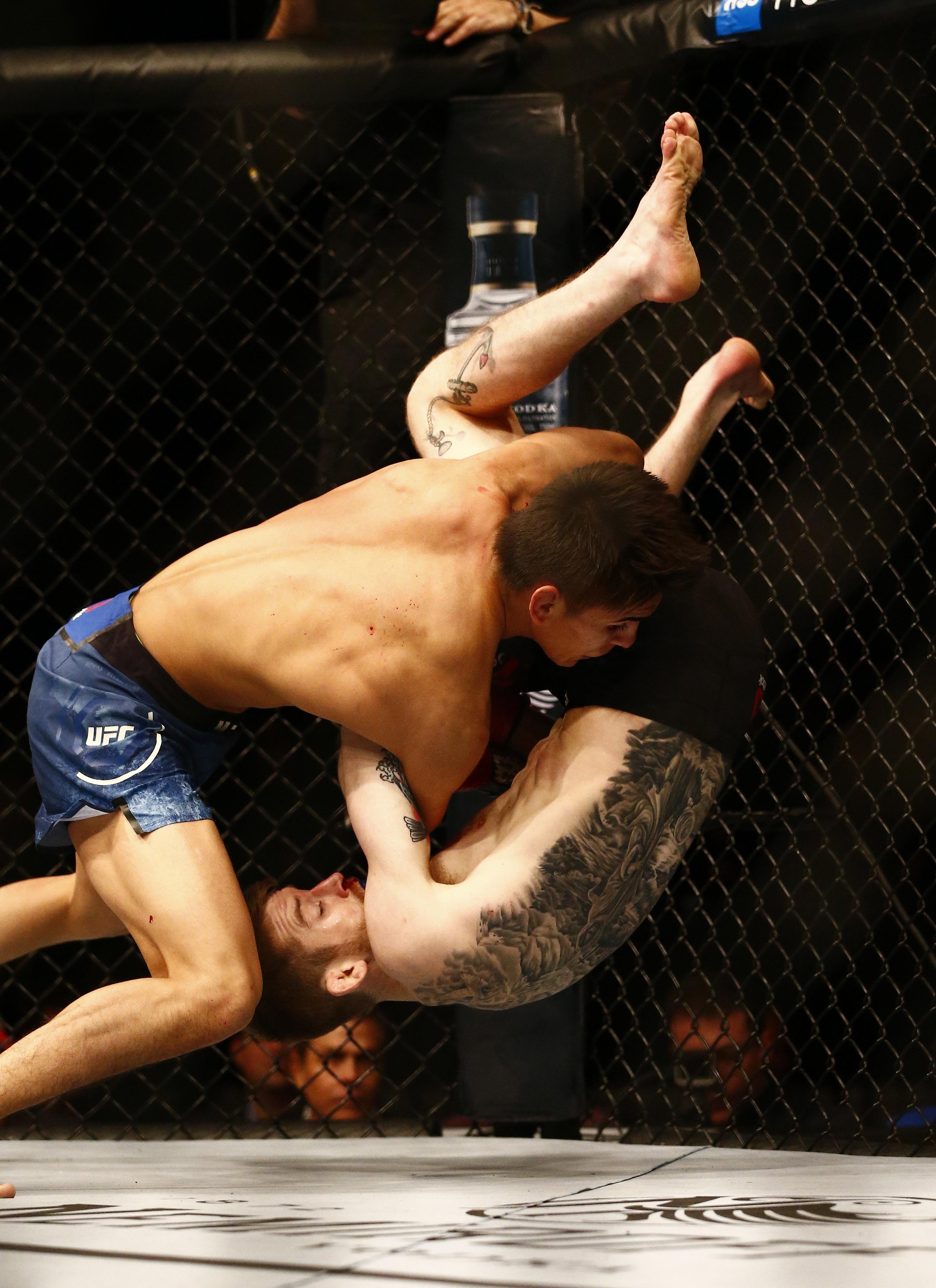 UFC 259 Prelim Breakout Star: Mario Bautista