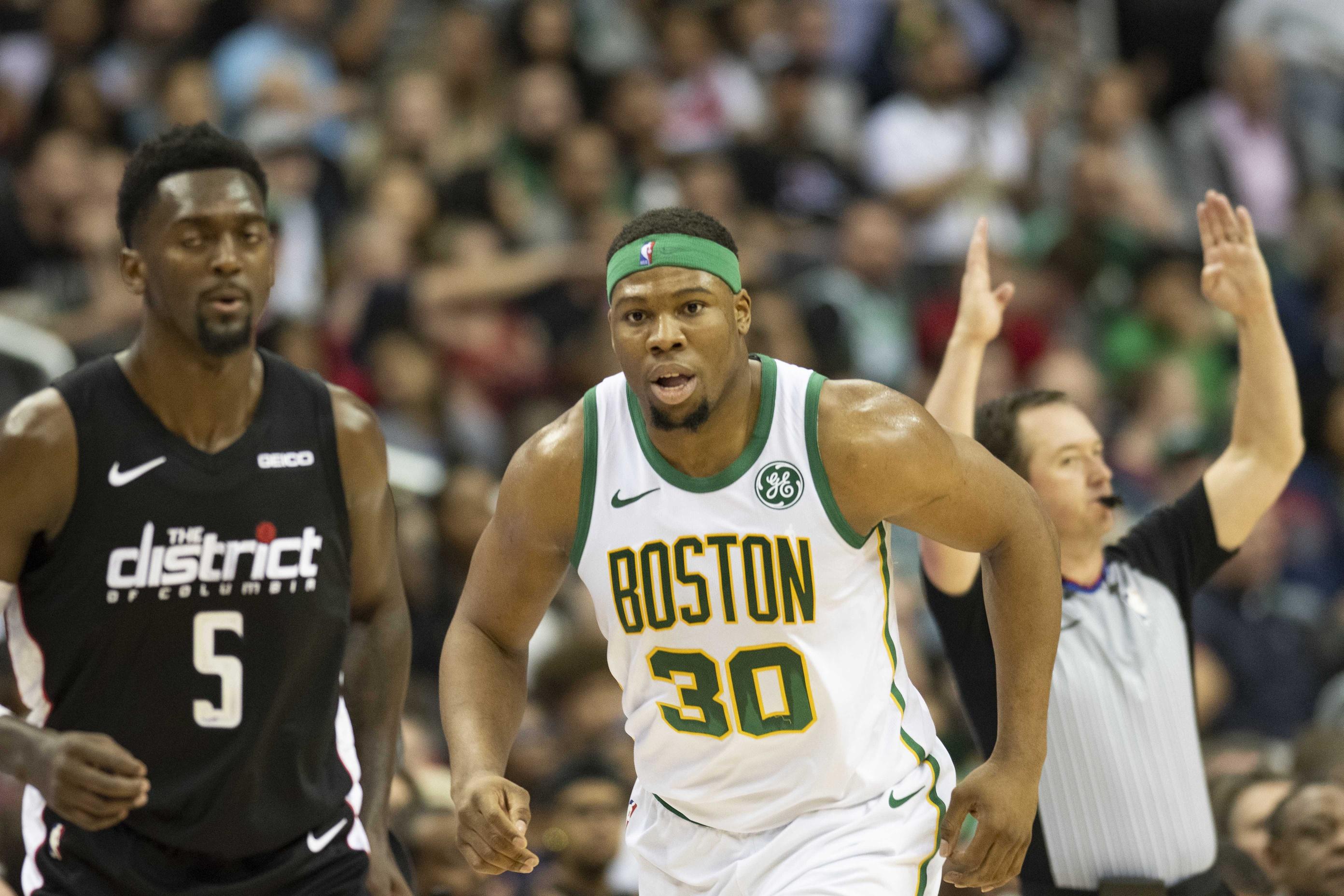 Horford says goodbye to the fans, Celtics say goodbye to Yabu