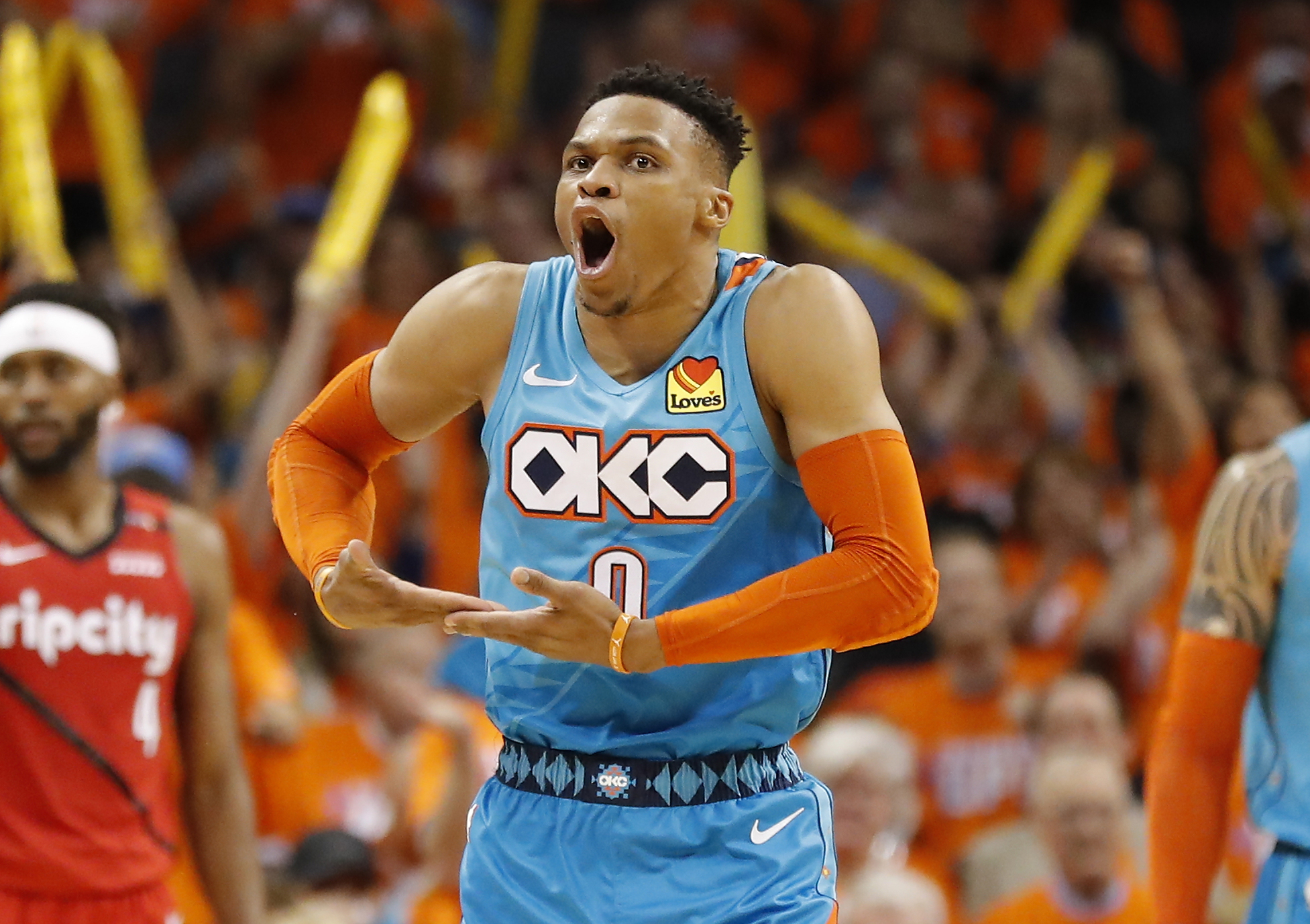 Heat rumors indicate team interested in Russell Westbrook