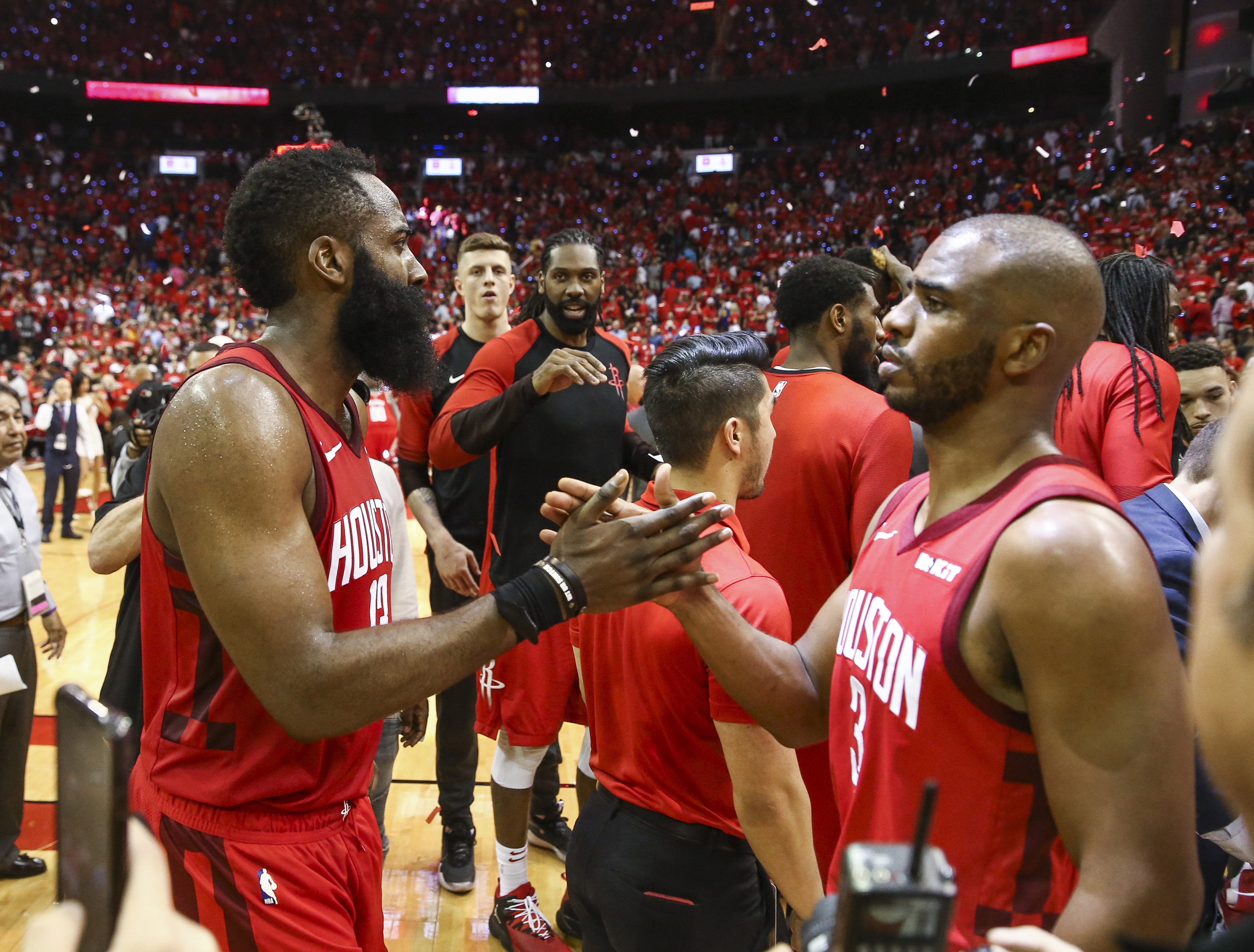 Details from infamous Chris Paul, James Harden spat are finally revealed