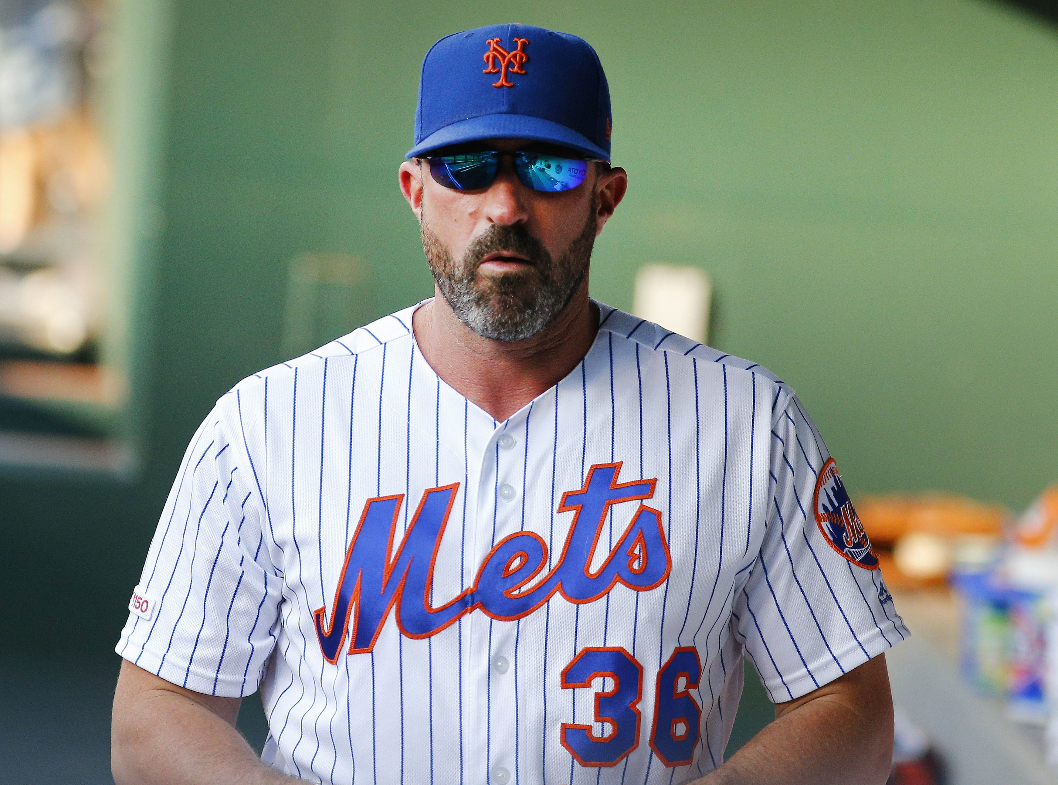 Mickey Callaway's job is safe for the rest of the season