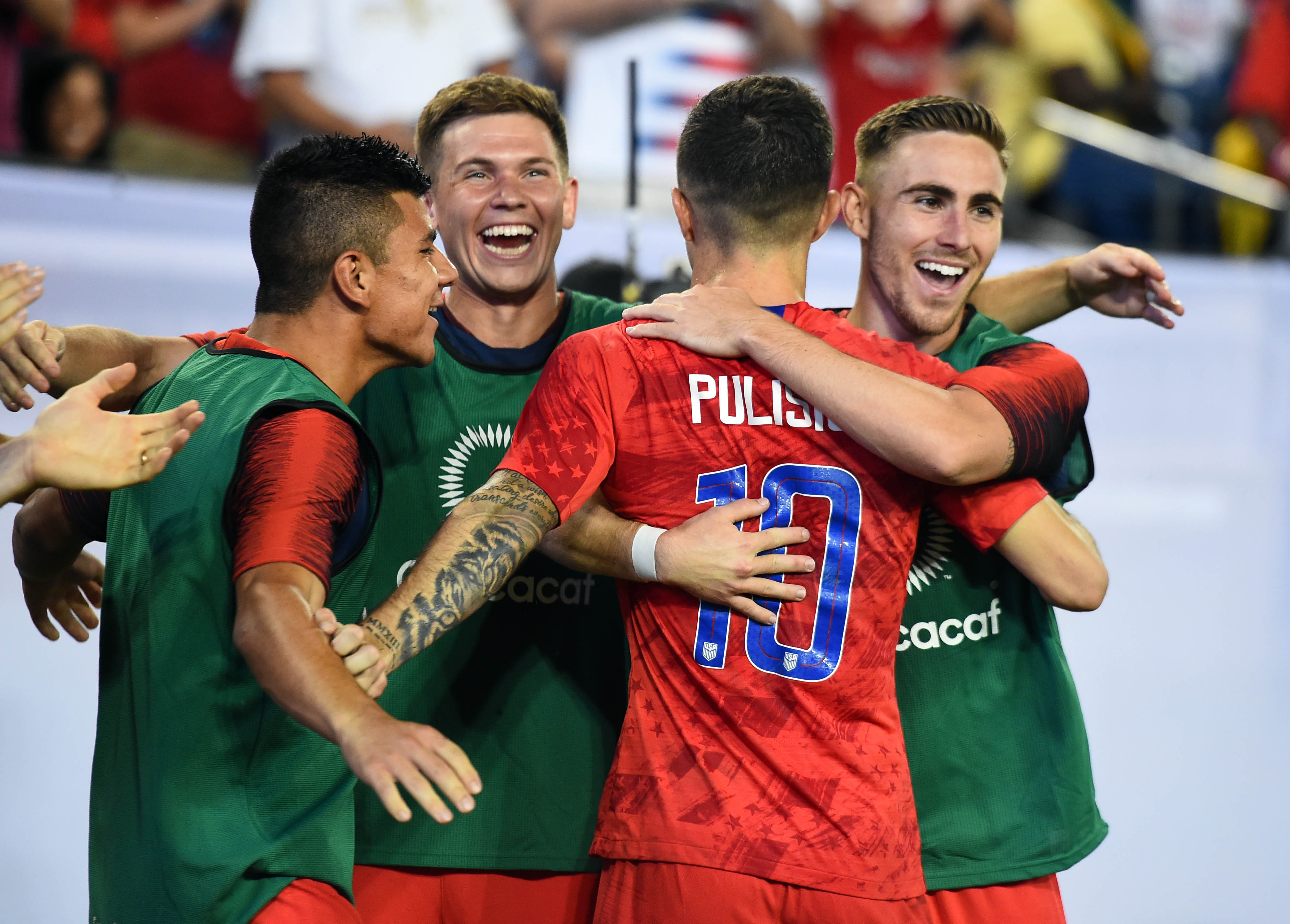 Women's World Cup, Copa America and Gold Cup final predictions