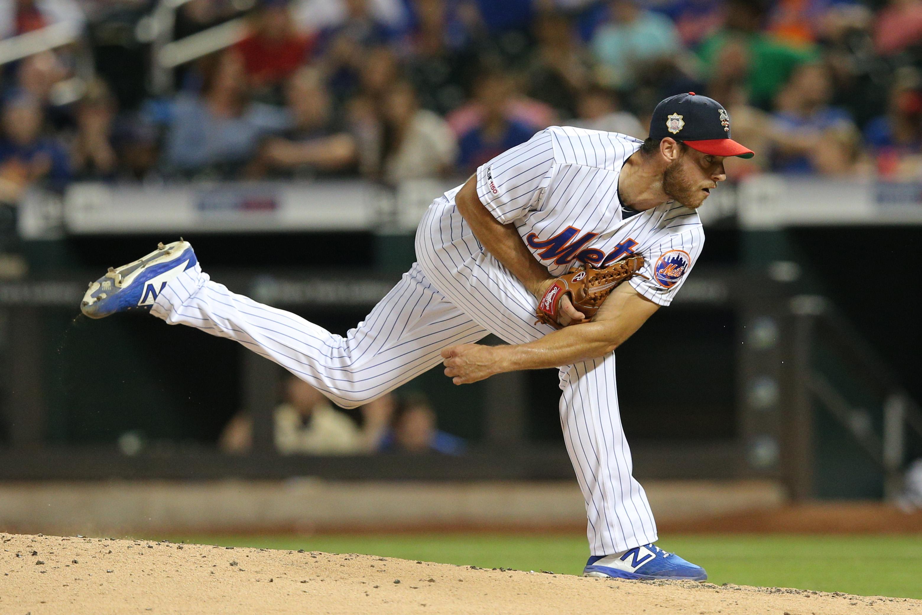 New York Mets' second half rotation features return of Steven Matz