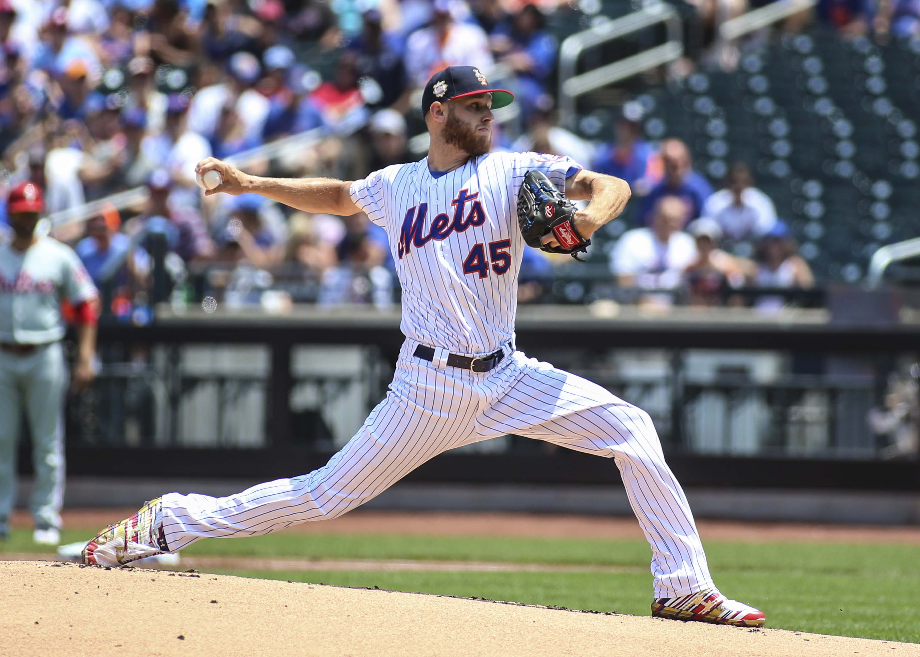 It appears that Boston Red Sox are out of Zack Wheeler hunt