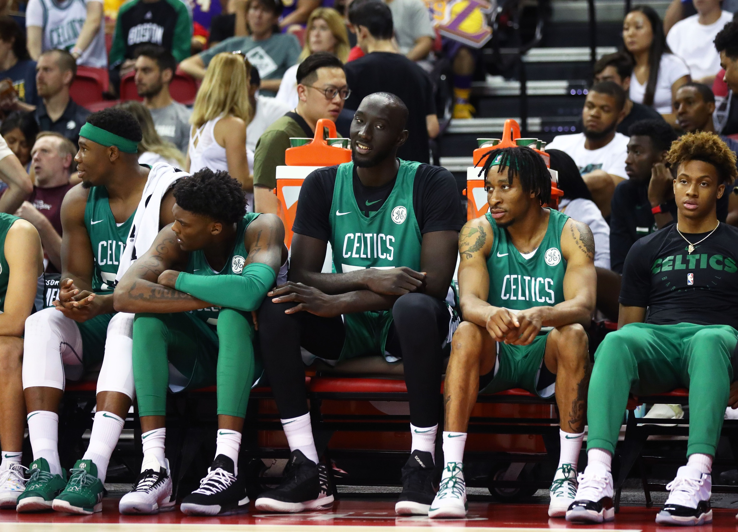 Your Morning Dump... Where the Celtics' Summer League fun ends