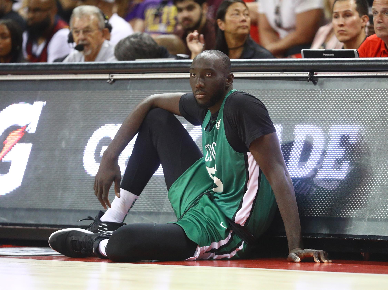 Your Morning Dump... Where Tacko's got an NBA contract