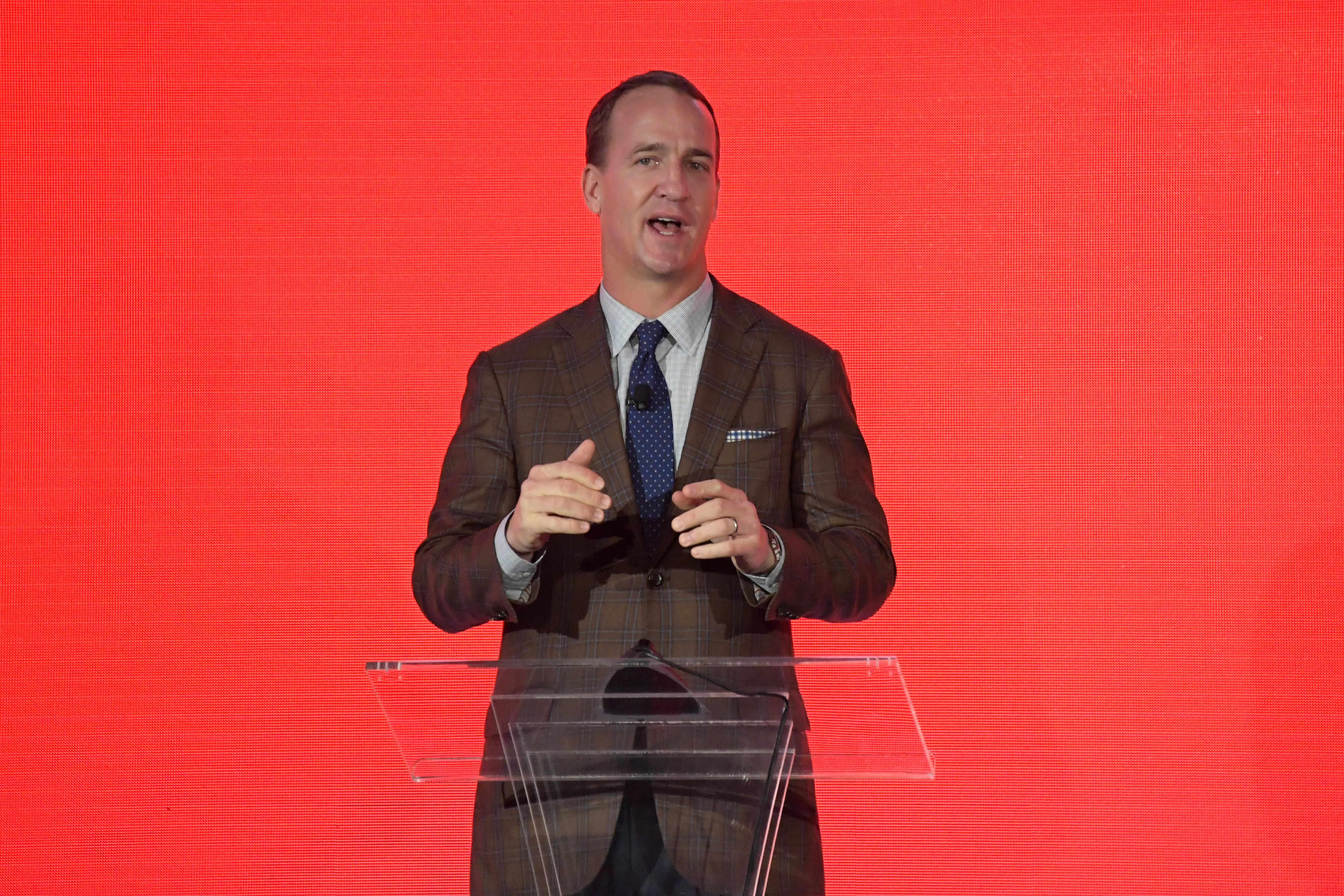 Peyton Manning heaps praise on Patrick Mahomes