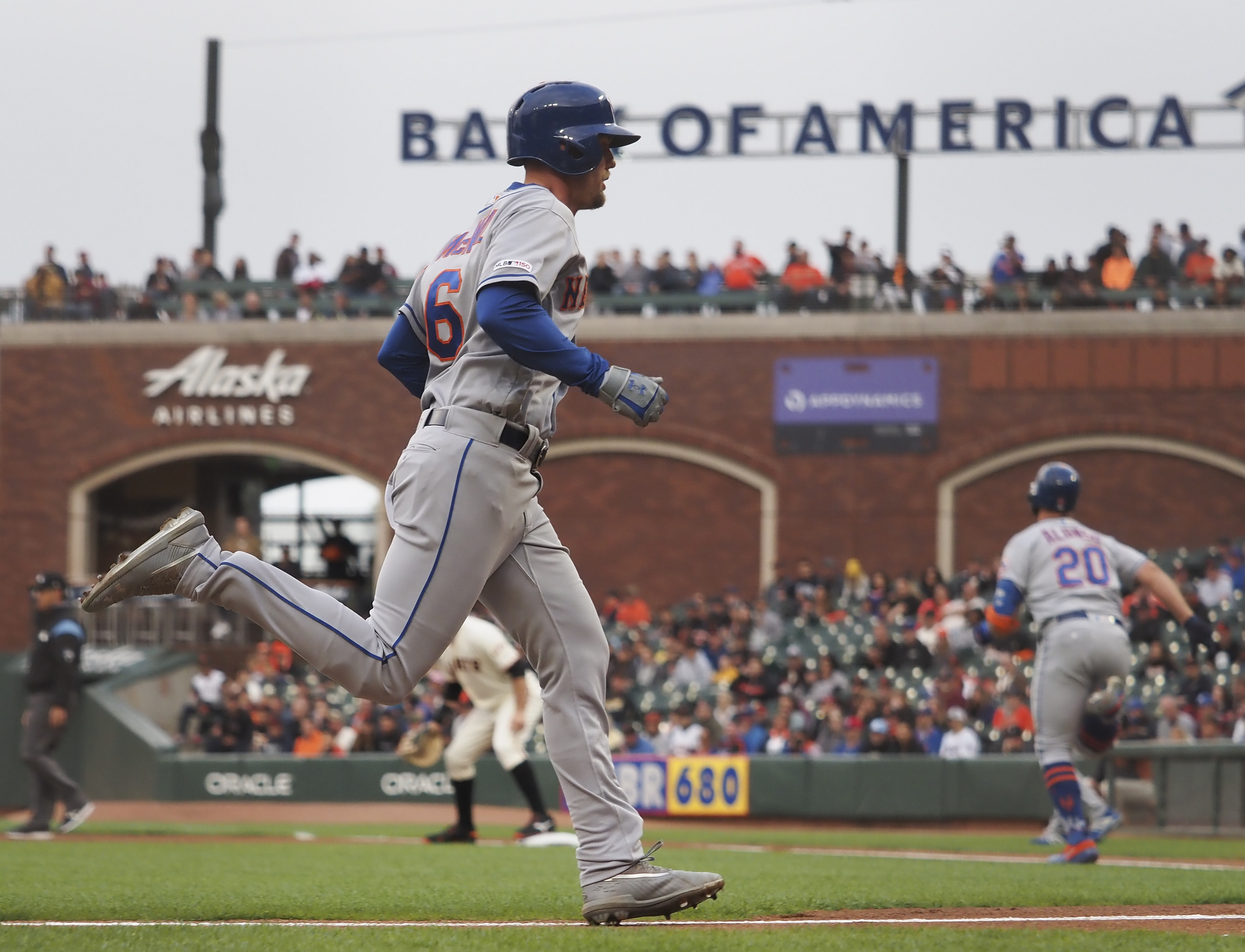 7/19/19 Game Preview: New York Mets at San Francisco Giants