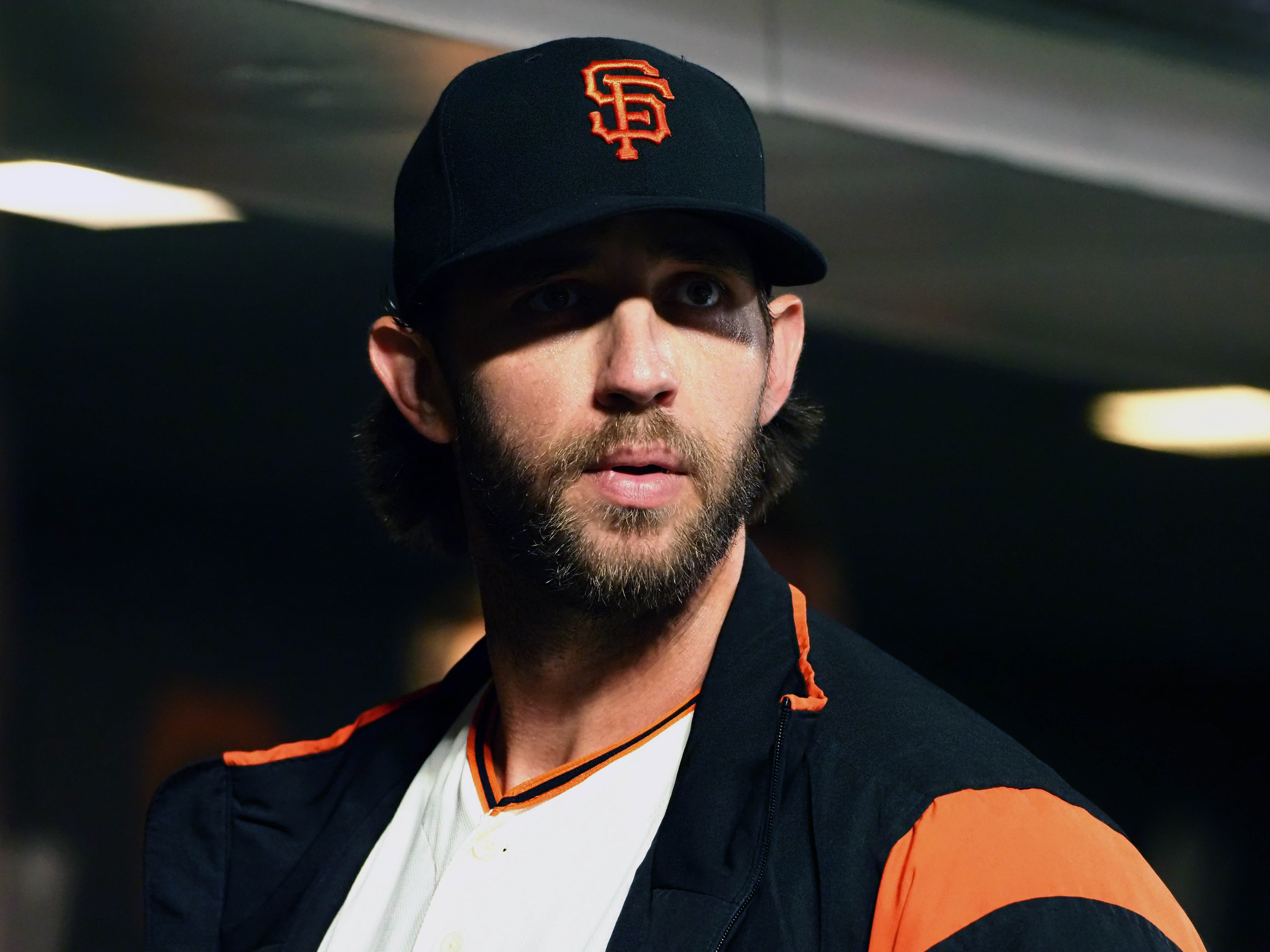 Latest Madison Bumgarner trade rumors provide an interesting twist