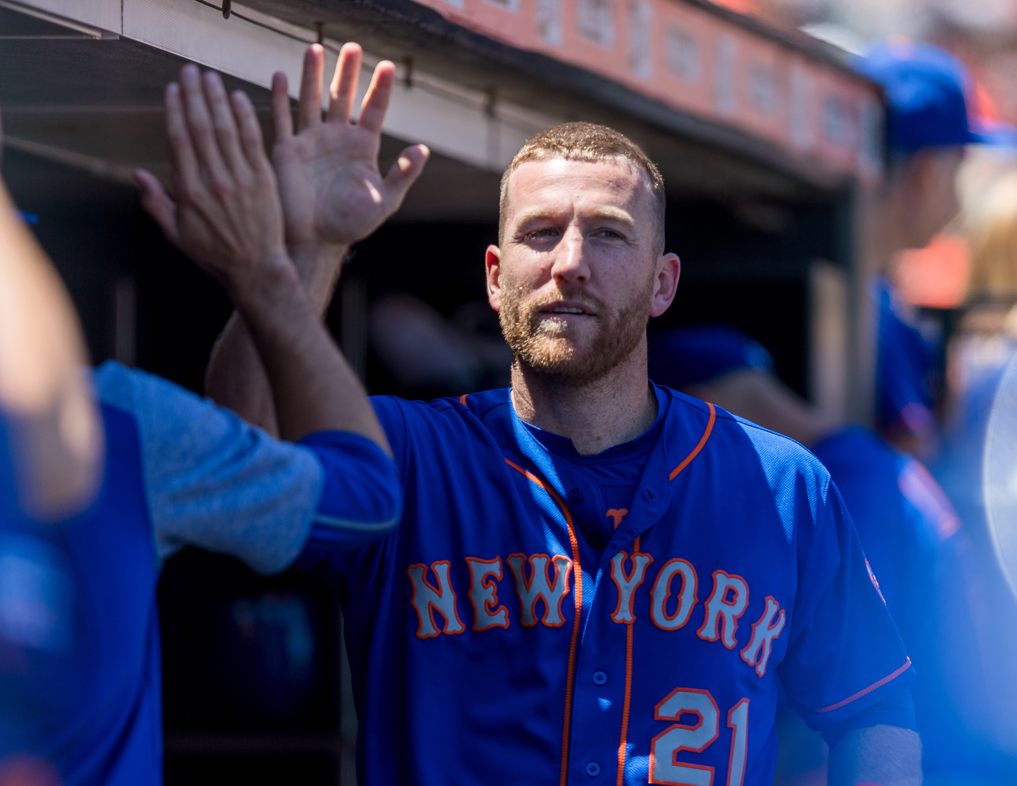 It sounds like Todd Frazier, Jason Vargas could be salary dump candidates