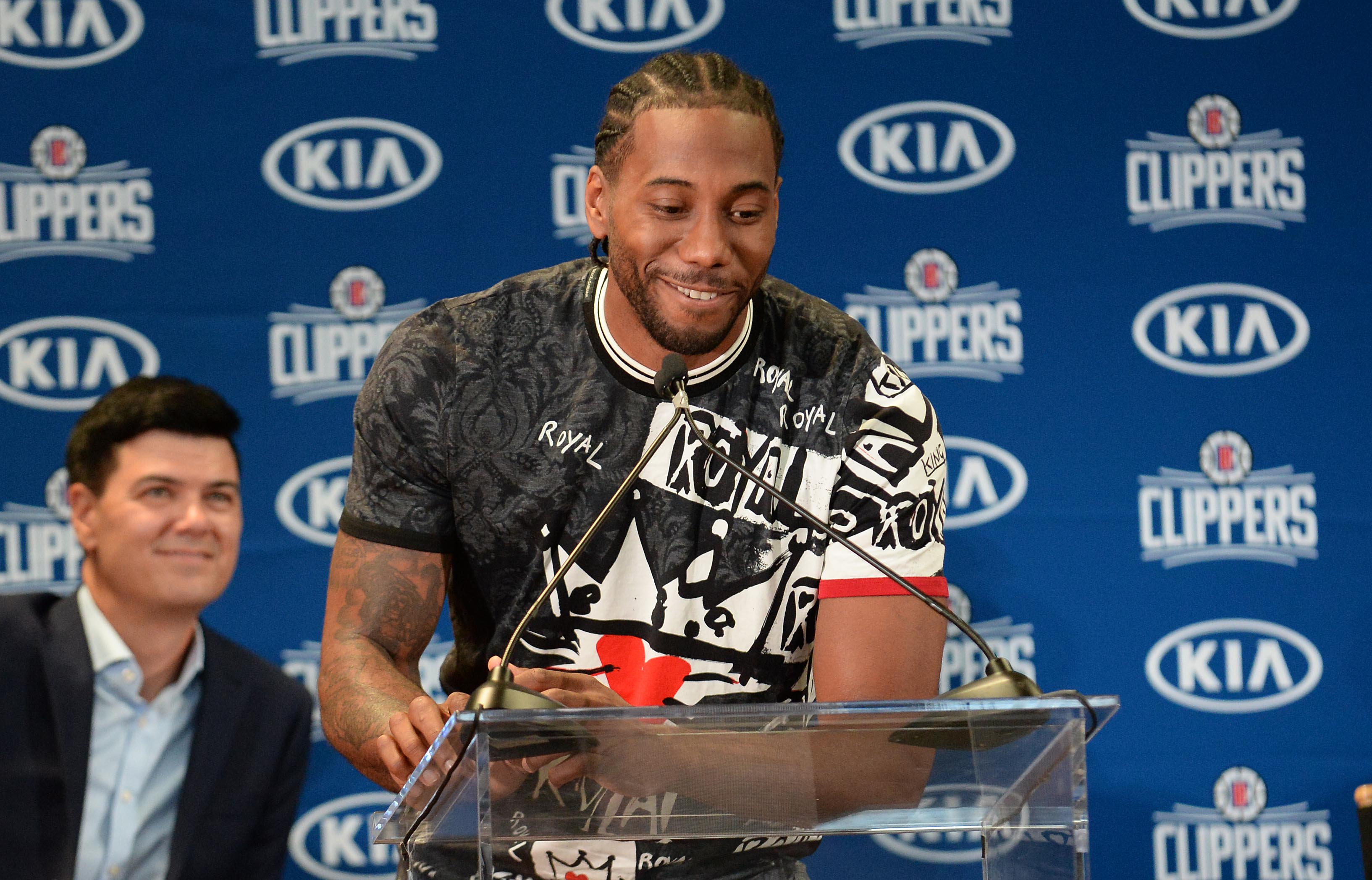 Kawhi Leonard thanks Raptors fans in heartfelt goodbye post