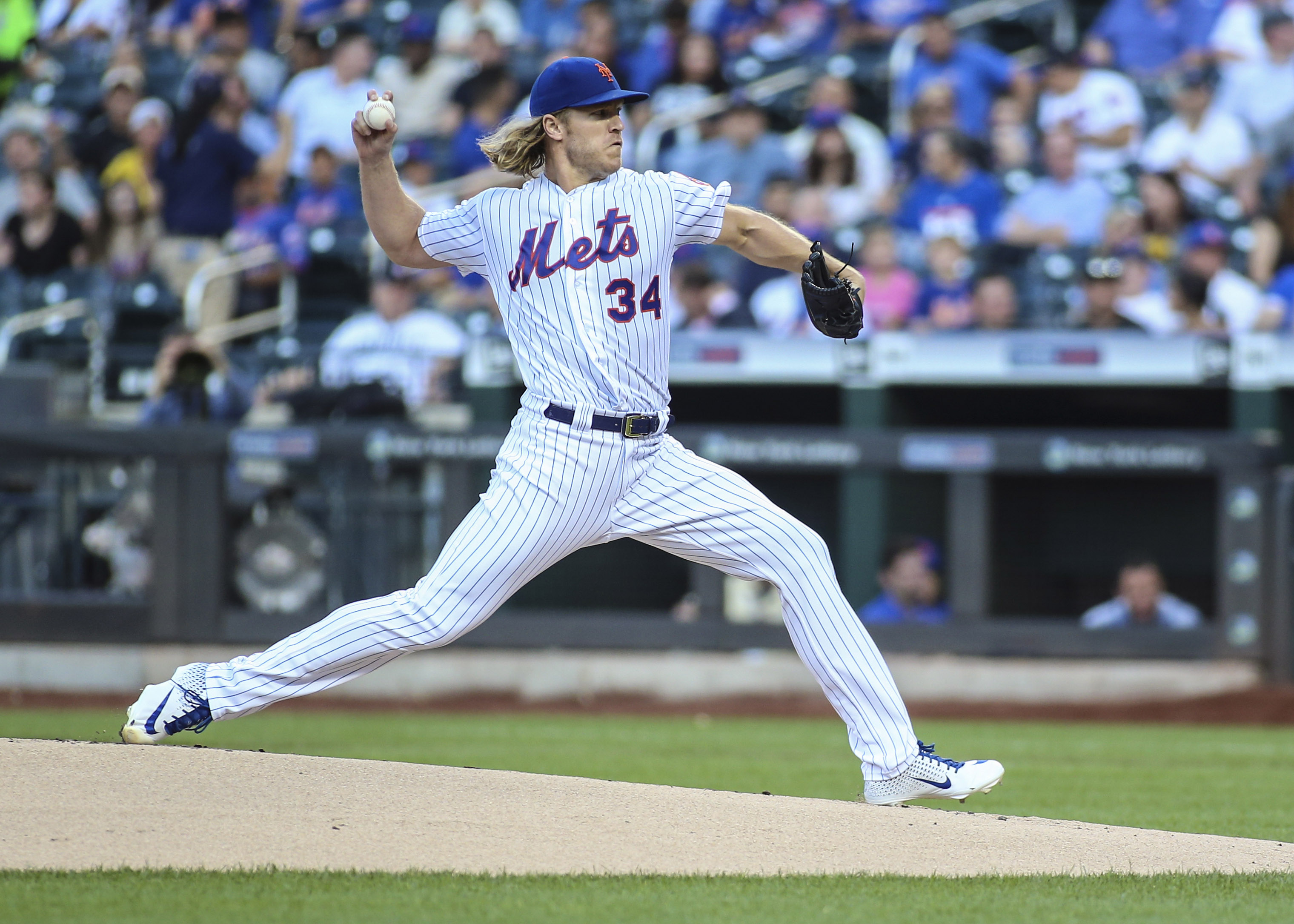 Evaluating Noah Syndergaard's potential landing spots