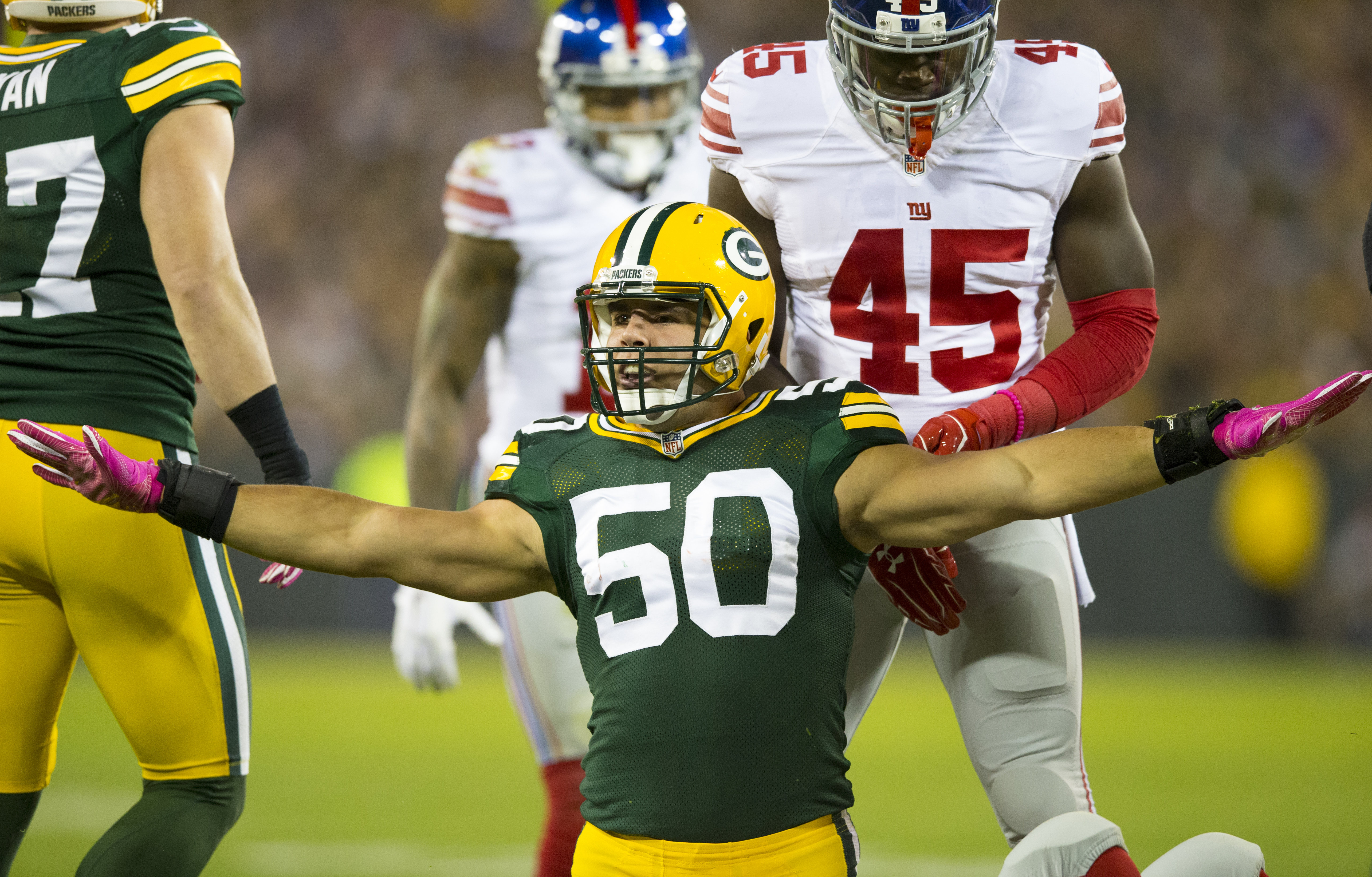 Packers Position Preview: Changes for  the Better at Linebacker