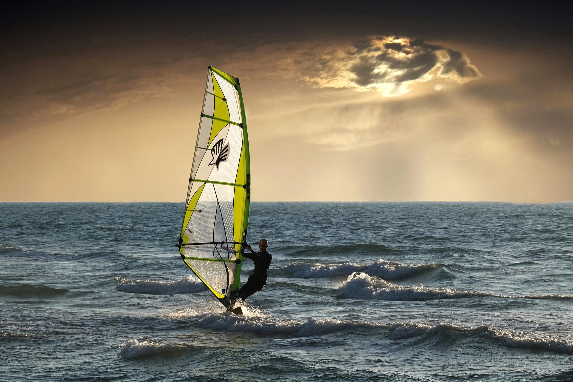 How to Windsurf Basics