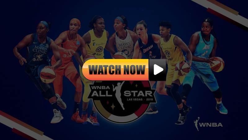 WNBA All-Star Game live stream reddit