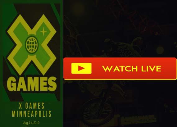 2019 X Games Live Stream Minneapolis