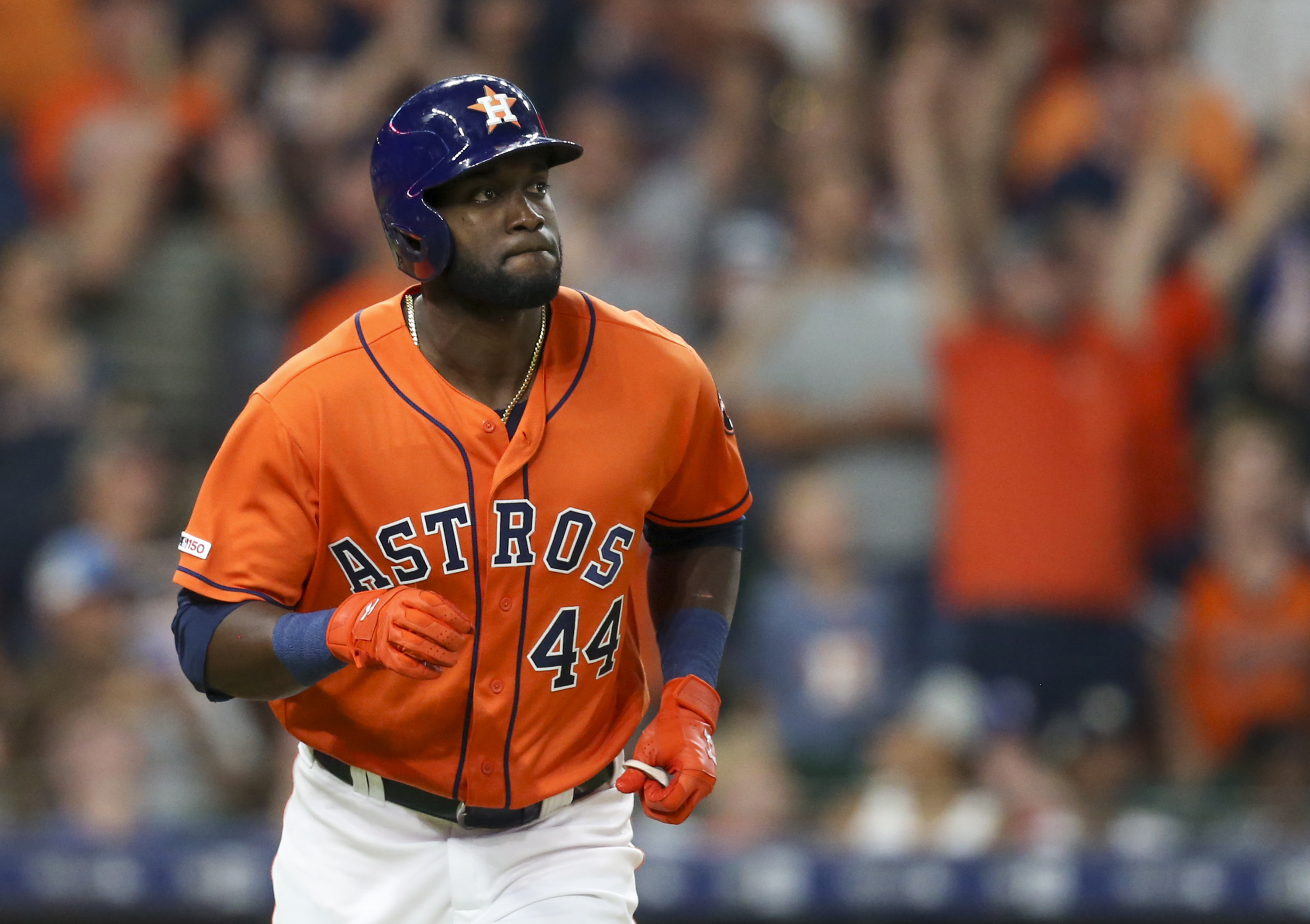 Season-ending knee surgery for Yordan Alvarez could spell doom for Astros