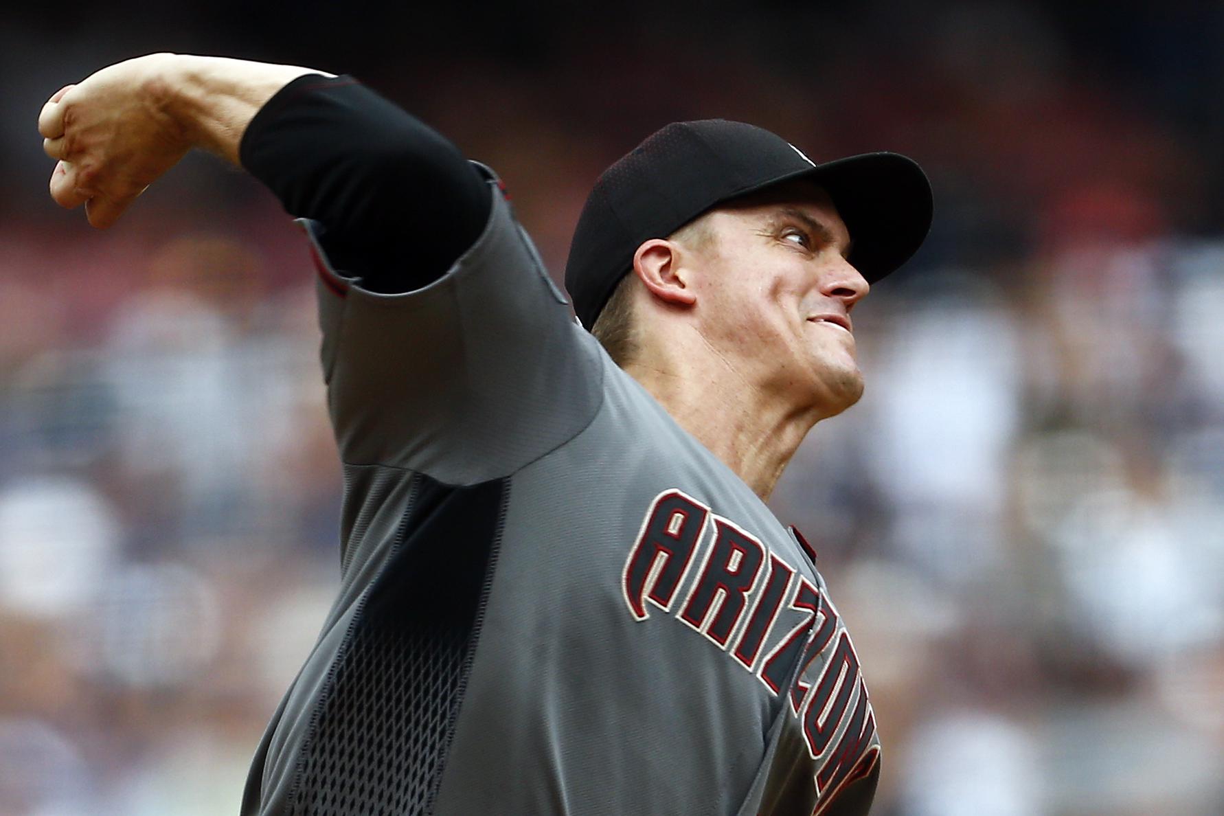 Houston Astros acquire Zack Greinke, Aaron Sanchez in major trade deadline push