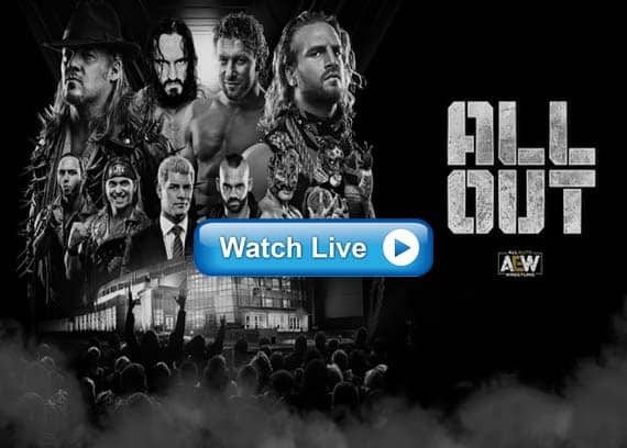 AEW All Out 2019 live streaming reddit