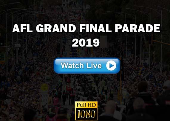 AFL Grand Final Parade live streaming reddit
