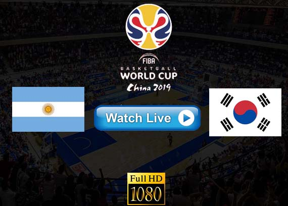 Argentina vs South Korea live streaming reddit