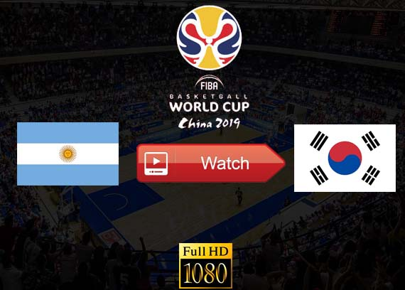 Argentina vs South Korea live stream reddit