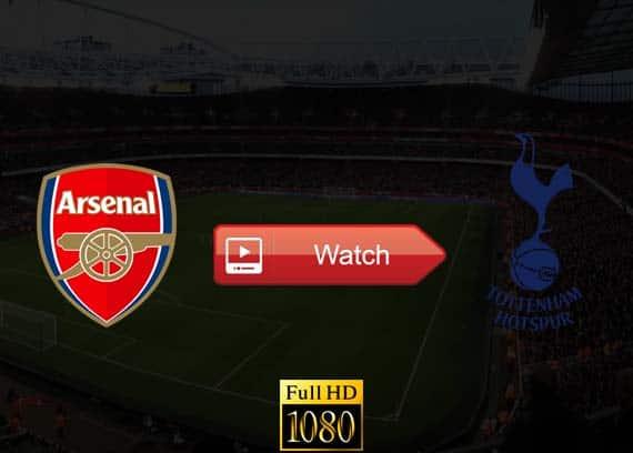 Arsenal vs Tottenham live stream reddit