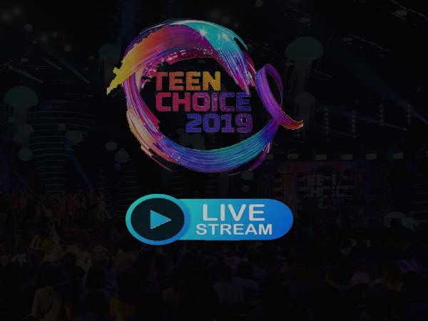 Teen Choice Awards 2919 live stream