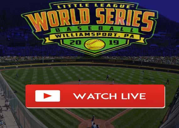 Little League World Series 2019: Day 1 Live Stream