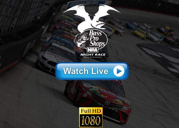 Bass Pro Shops NRA Night Race live streaming reddit