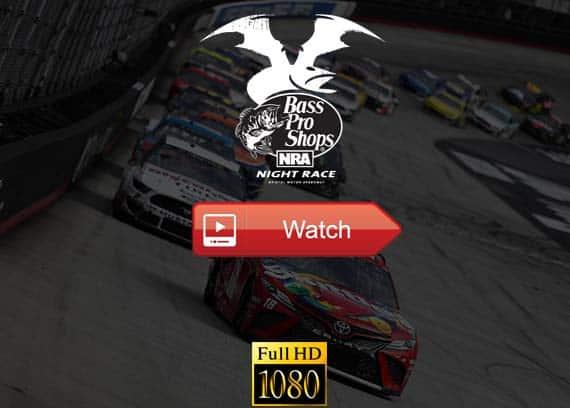 Bass Pro Shops NRA Night Race live stream reddit