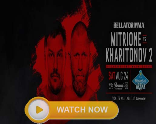 Bellator 225: Mitrione vs Kharitonov 2