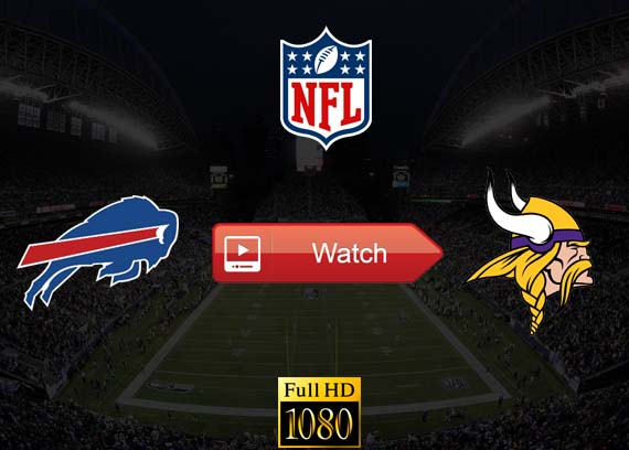 Bills vs Vikings live stream reddit