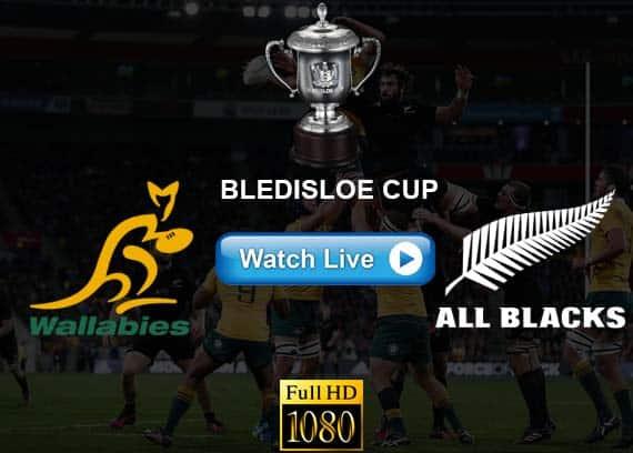 Bledisloe Cup 2019 live streaming Reddit