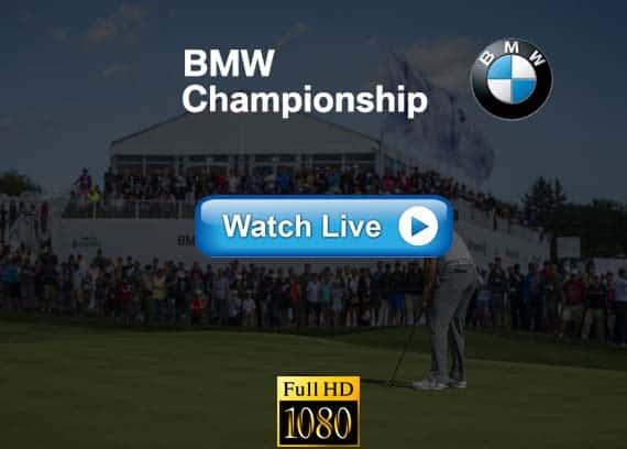 BMW Championship Golf live streaming reddit