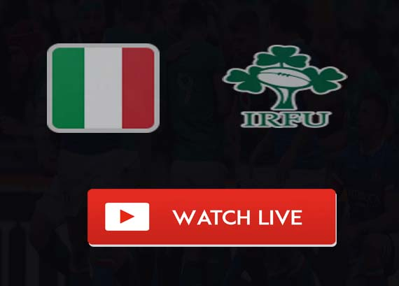 Ireland vs Italy Live Reddit Streaming