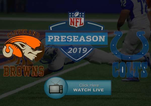 Colts vs Browns Live Stream Reddit Online