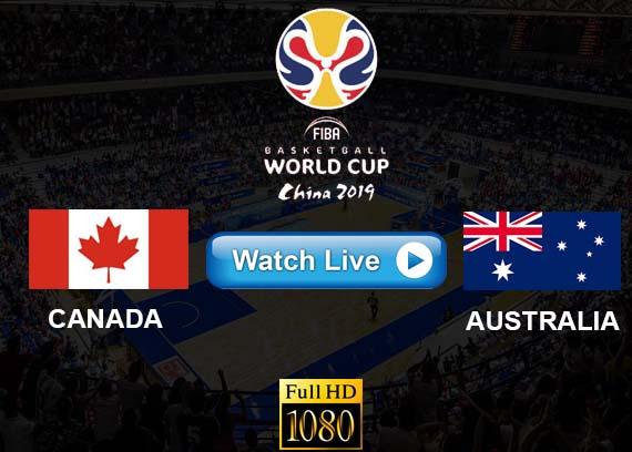Canada vs Australia live streaming reddit