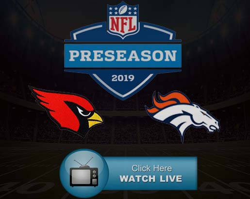 Cardinals vs Bronco live stream