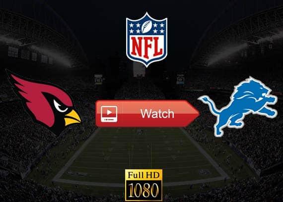 Cardinals vs Lions live stream reddit