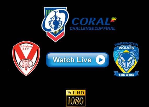 St Helens vs Warrington Wolves live streaming reddit