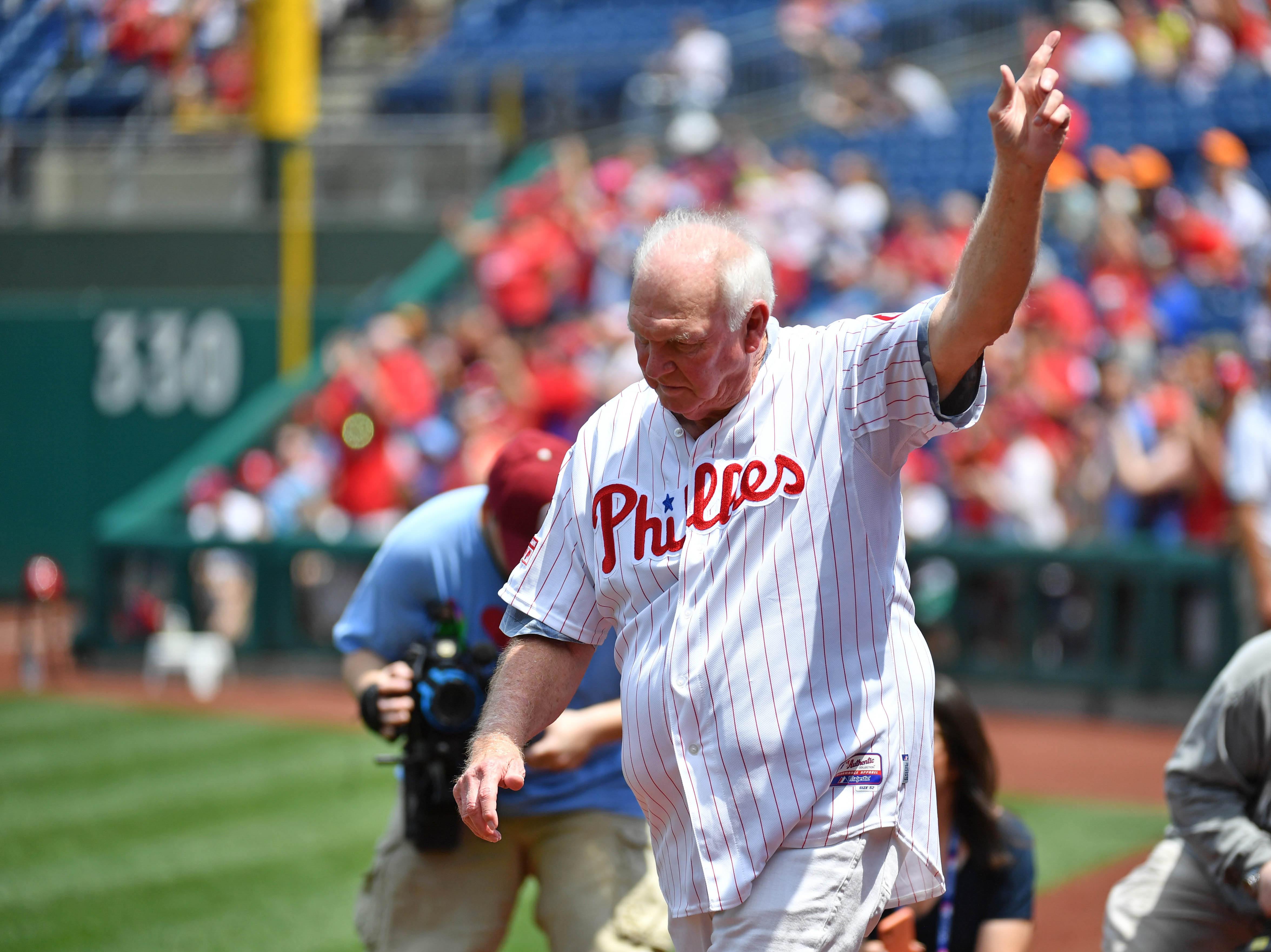 Philadelphia Phillies bring back Charlie Manuel, name him new hitting coach