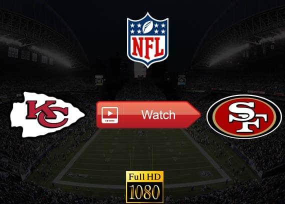 Chiefs vs 49ers live stream reddit