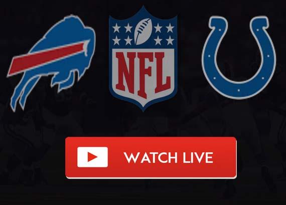 Indianapolis Colts vs Buffalo Bills Live Stream