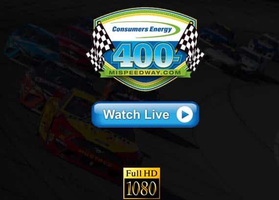 Consumers Energy 400 live streaming reddit