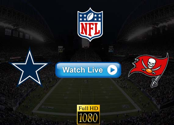 Cowboys vs Buccaneers live streaming reddit